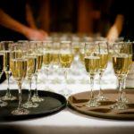 Champagne drinken kan altijd!